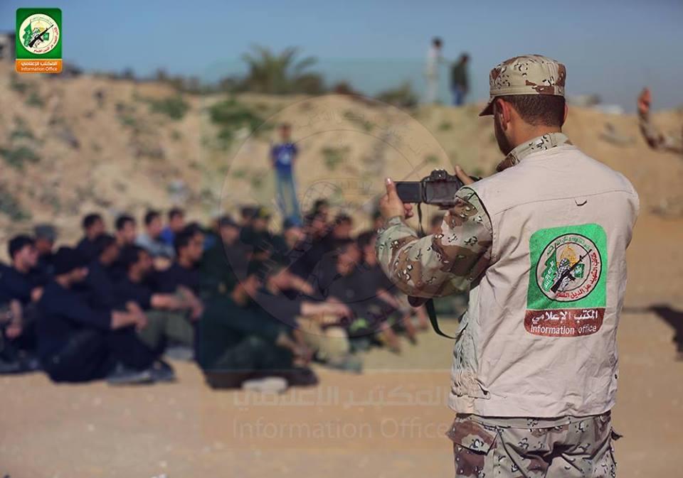 ISI LIBURAN SEKOLAH, 15 RIBU PELAJAR GAZA IKUTI LATIHAN MILITER