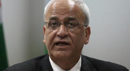 Erekat Ingatkan Ancaman Dunia Arab Jika Kedubes AS Dipindah ke Al-Quds