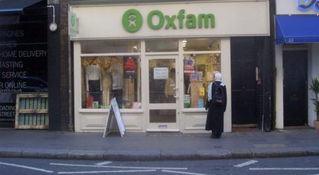 OXFAM : REKONSTRUKSI JALUR GAZA LEBIH SATU ABAD