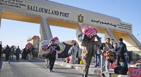 SEBANYAK 25.000 WARGA MESIR DI LIBYA PULANG