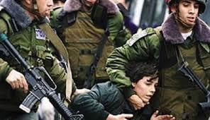 LAGI, TENTARA ISRAEL CULIK LIMA REMAJA PALESTINA