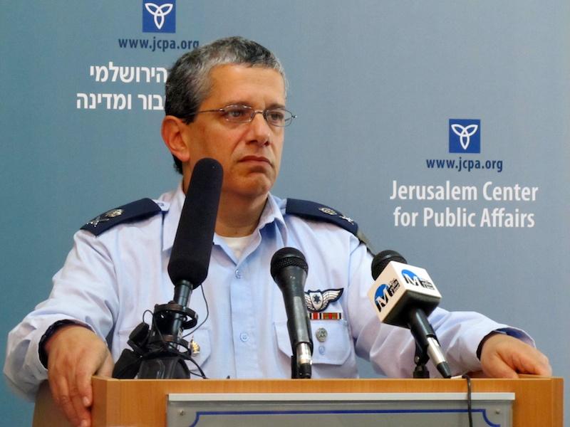 KOMANDAN ISRAEL: IRON DOME TIDAK SEPENUHNYA LINDUNGI ISRAEL