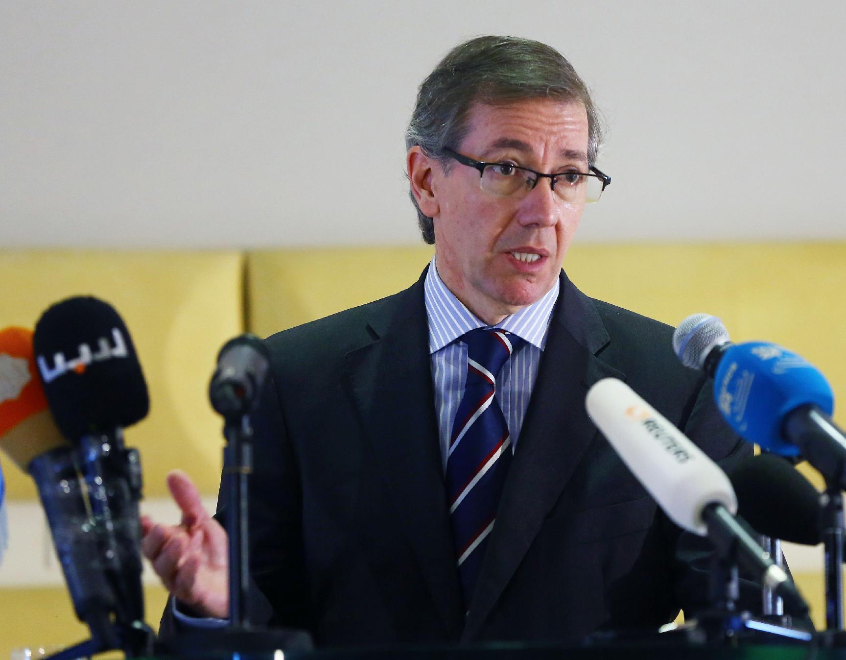 PBB: DIALOG LIBYA AKAN BERLANJUT MESKIPUN BENTROKAN TERJADI