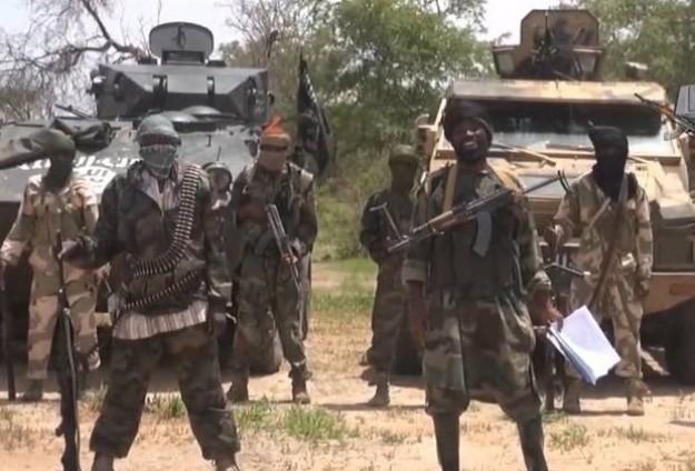 BOKO HARAM NIGERIA BERSUMPAH SETIA KEPADA PEMIMPIN ISIS
