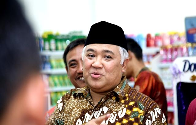 Ketua MUI, Prof.Dr. H.M. Din Syamsuddin, MA. Photo By :Hadis/MINA