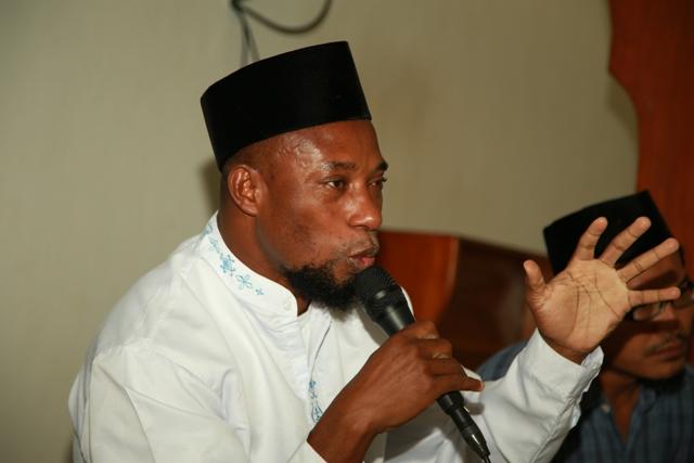 ULAMA NIGERIA:  UMAT RINDU KHILAFAH