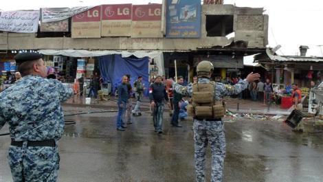 SERANGAN BOM DI IRAK KEMBALI TEWASKAN BELASAN ORANG
