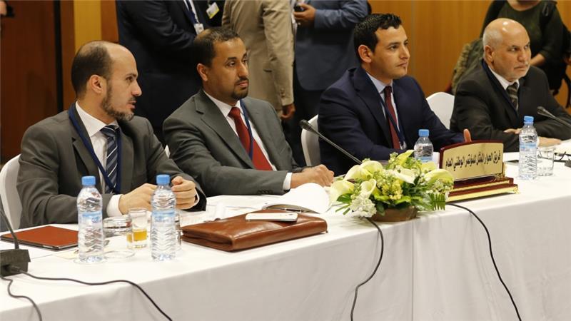 LIBYA MENDEKATI KESEPAKATAN DAMAI