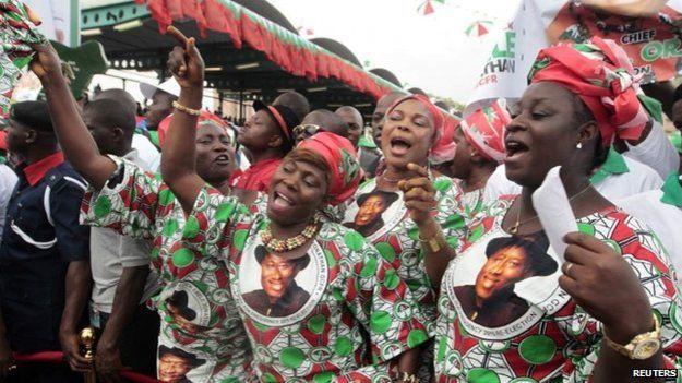 PEMILU NIGERIA DIRUSAK SERANGAN BERSENJATA
