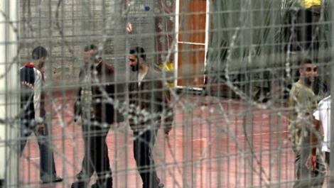 Pusat Studi Palestina: Suhu Rendah, Tahanan Palestina Alami Kondisi Buruk
