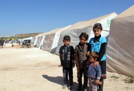 UNHCR : JERMAN, AS, TURKI, PENERIMA PERMOHONAN SUAKA TERBESAR  TAHUN 2014