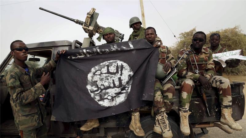 KUBURAN MASSAL DITEMUKAN DI KOTA PERBATASAN NIGERIA