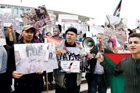 KOALISI ANTI ISRAEL DIBENTUK DI TUNISIA