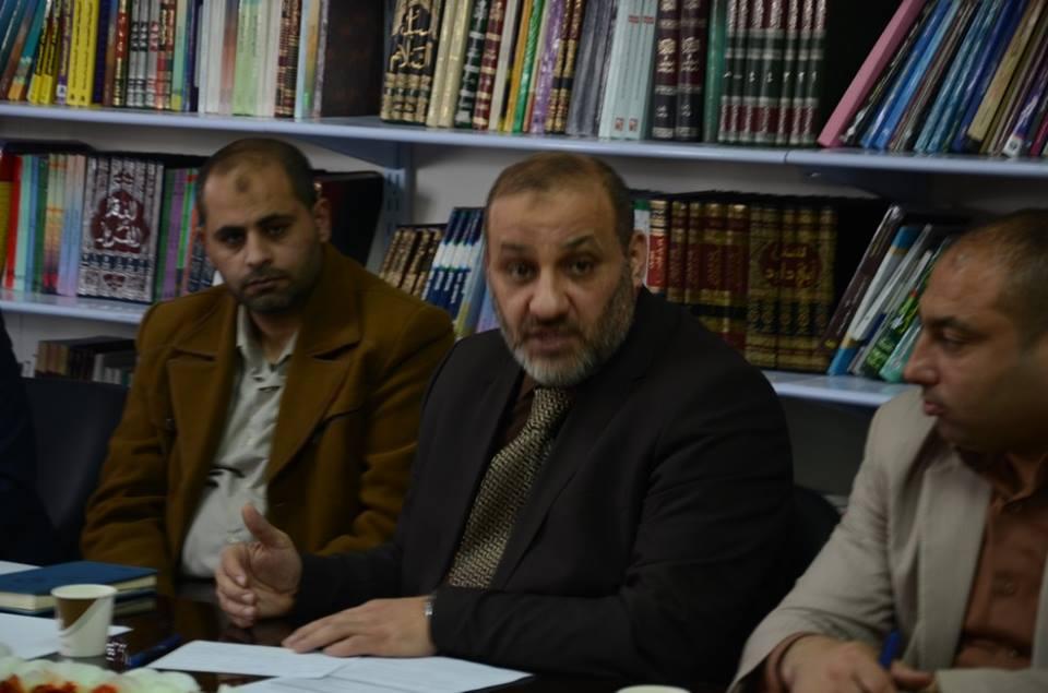 MENPORA PALESTINA SIAP BANTU PELAKSANAAN KONFERENSI PEMBEBASAN AL-AQHSA DI GAZA