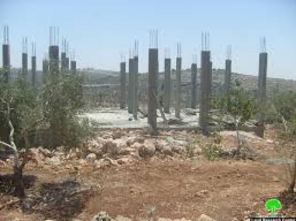 ISRAEL PERINTAHKAN HENTIKAN PEKERJAAN PEMBANGUNAN MASJID DI TUBAS