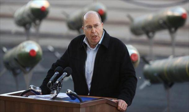 YA'LON: MENYERANG GAZA TIDAK AKAN HENTIKAN RUDAL PEJUANG DAN HANYA AKAN MENAMBAH BANYAK KORBAN