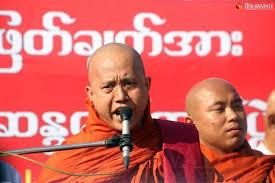 "EKTRIMIS BUDDHA ""969"" MYANMAR SERANG ISLAM DENGAN SEBAR ISU ISIS"