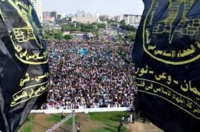 JIHAD ISLAM SERUKAN PALESTINA BAHAS TAHANAN DI ISRAEL DENGAN ICC