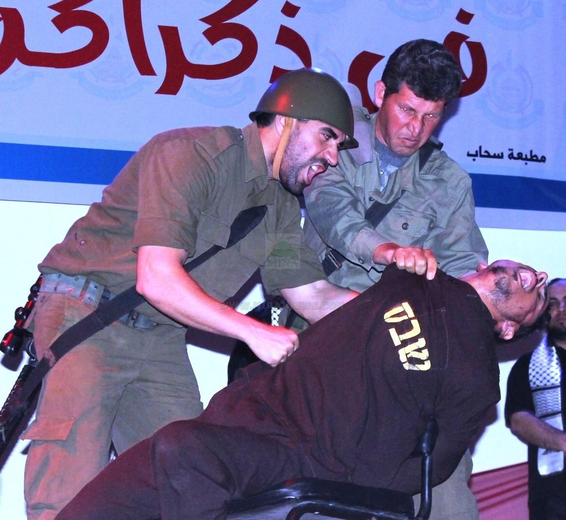 KEJAHATAN ISRAEL TERHADAP TAHANAN-TAHANAN  PALESTINA DIUNGKAP