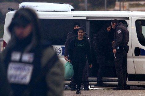 Tahanan Wanita Palestina di Penjara Israel Dalam Kondisi Sulit
