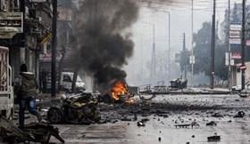 ISIS KUASAI 70% KAMP PENGUNGSI DI YARMUK