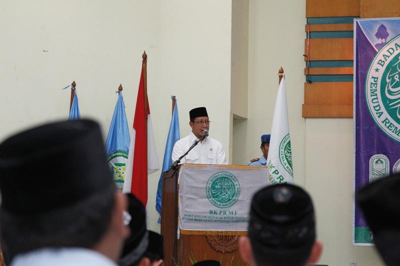 PEMUDA/REMAJA MASJID TOLAK SEGALA ALIRAN RADIKAL DALAM ISLAM