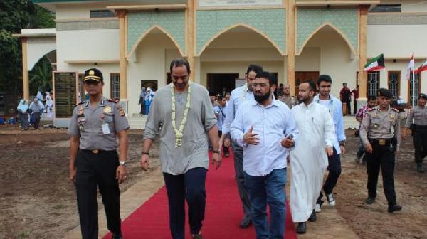 Delegasi Kuwait