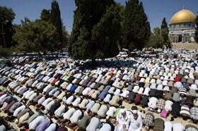 KHATIB AL-AQSHA: AL-AQSHA MILIK UMAT ISLAM