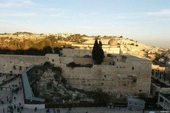 ISRAEL MINTA BUKA SINAGOG DI AL-AQSHA