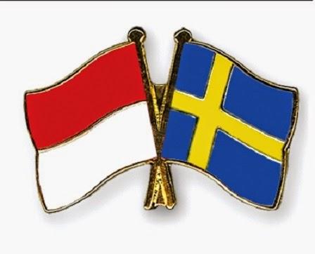 INDONESIA-SWEDIA AKAN KEMBANGKAN KERJASAMA DENGAN PALESTINA