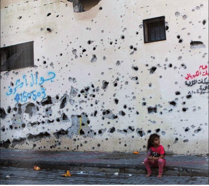 HASIL INVESTIGASI : ISRAEL TARGETKAN BUNUH ANAK-ANAK GAZA