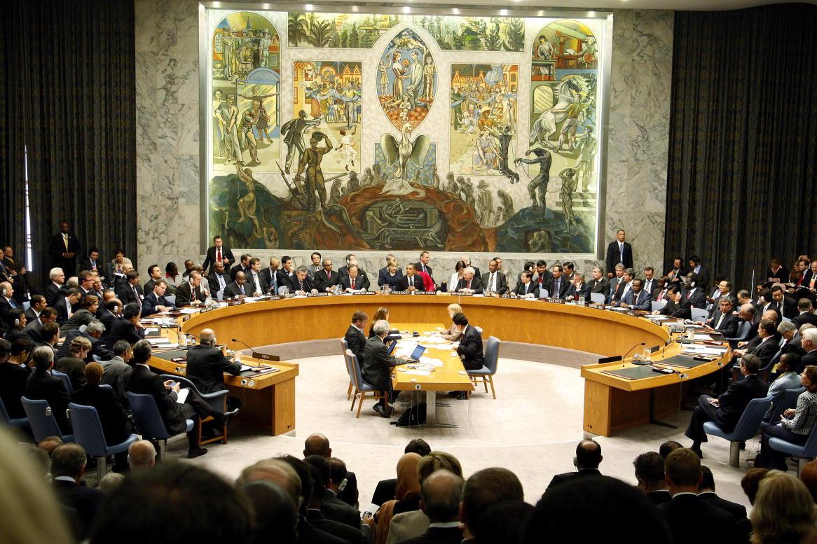 DK PBB AKAN VOTING RESOLUSI YAMAN