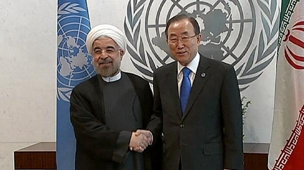 PBB HARAPKAN IRAN GABUNG DALAM PEMBICARAAN DAMAI SURIAH