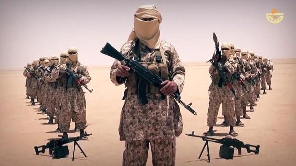 ISIS: KAMI TELAH TIBA DI YAMAN