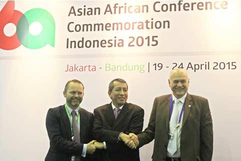 INDONESIA-NORWEGIA LANJUTKAN KERJASAMA TRIANGULAR UNTUK AFGHANISTAN