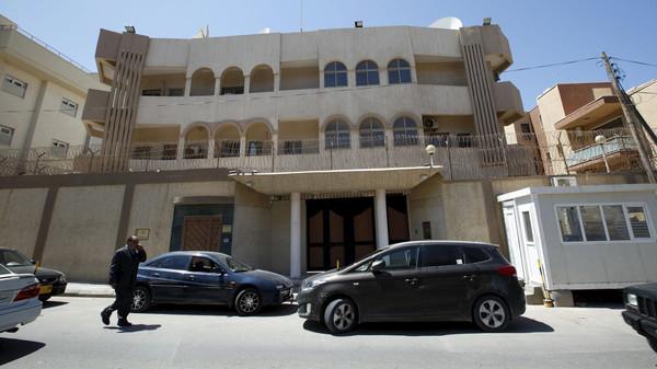 ISIS KLAIM SERANG KEDUTAAN MAROKO DI LIBYA
