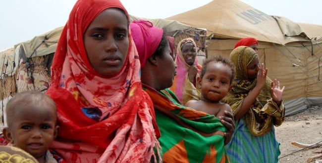 1.200 PENGUNGSI SOMALIA PULANG HINDARI PERANG YAMAN