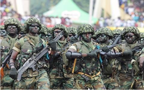 NIGERIA UMUMKAN REBUT BEBERAPA DAERAH DARI BOKO HARAM