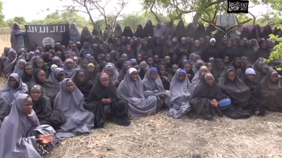 NIGERIA SELAMATKAN HAMPIR 300 PEREMPUAN DARI BOKO HARAM