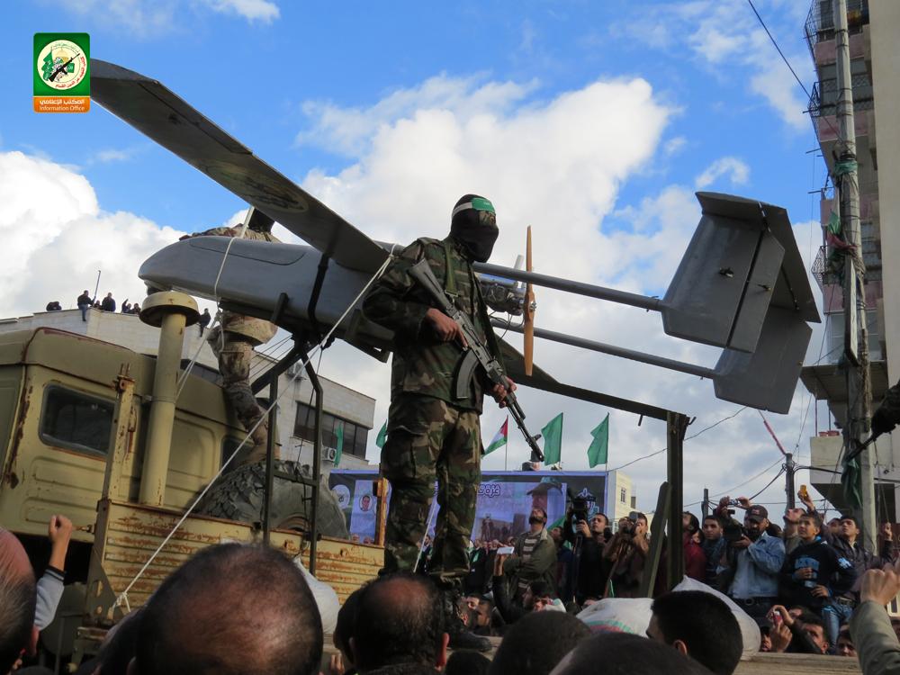 MEDIA ISRAEL SEBUT IRAN BANTU PENGEMBANGAN DRONE HAMAS