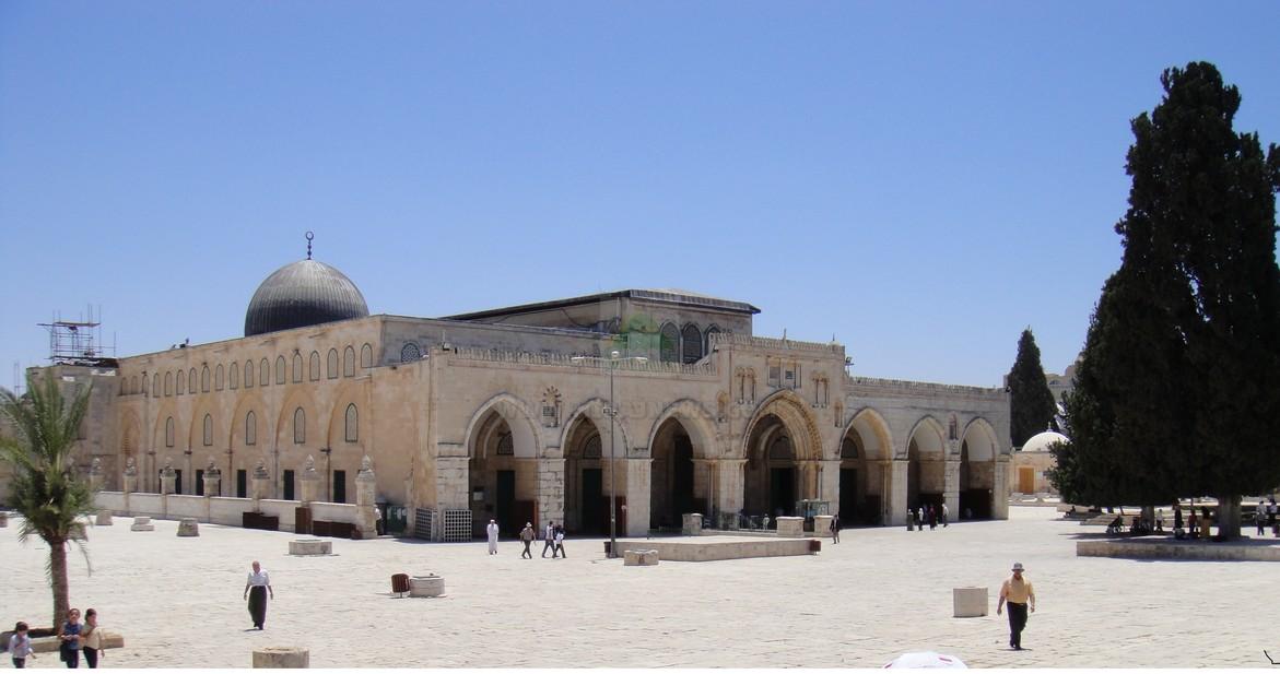 PALESTINA KUTUK PENODAAN EKSTRIMIS YAHUDI TERHADAP MASJID AL-AQSHA