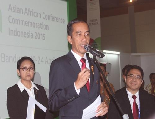 Jokowi Kutuk Teror Bom Di Sarinah