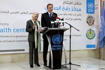 JERMAN AKAN BERIKAN 41 JUTA DOLAR AS UNTUK GAZA