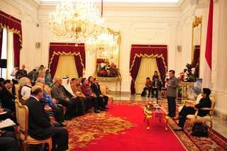 DUNIA ISLAM HARAPKAN INDONESIA AKTIF ATASI KONFLIK TIMTENG