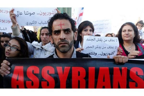 ISIS TUNTUT UANG TEBUSAN 212 SANDERA ETNIS ASYUR