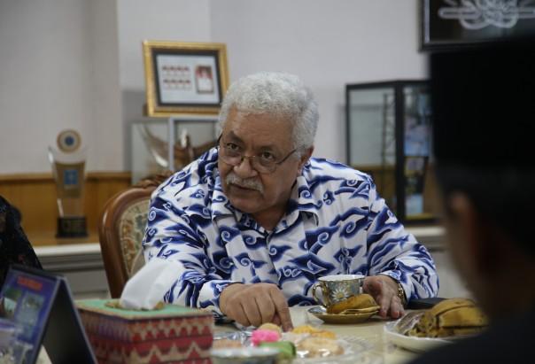 Duta Besar Palestina untuk Indonesia, Fariz Mehdawi. Photo : Hadis/MINA