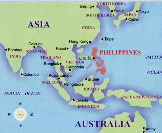 FILIPINA TERIMA PENGUNGSI ROHINGYA