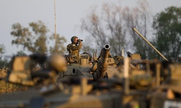 OPOSISI SURIAH USIR ISIS DARI KOTA DEKAT PERBATASAN ISRAEL