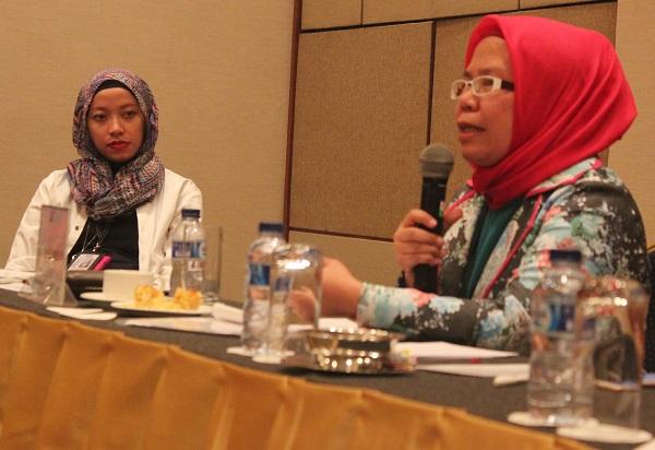 PEMERINTAH UPAYAKAN INDONESIA JADI KIBLAT FASHION MUSLIM DUNIA