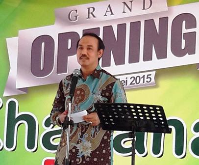 KHAZANAH PLAZA BATAM, MALL PERTAMA DI INDONESIA BERKONSEP HALAL